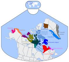 Nome Alaska Map by Inupiaq Language Wikipedia