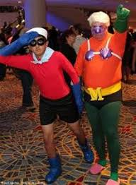 Mermaidman Barnacle Boy Halloween Costume 49 Silly Running Costumes Images Running