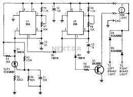 car light circuit automotive circuits next gr
