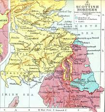 Map Of England And Scotland by Irregular Border Marriages In Scotland Vita Brevis