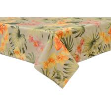 amazon com tommy bahama african orchid pack of 4 placemats