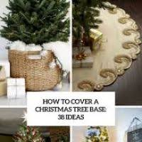 tree basket bases decore