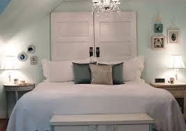 diy door headboard king size home design ideas