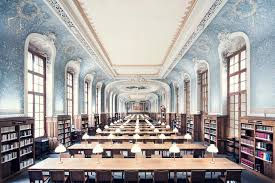 stuttgart city library the world u0027s most beautiful libraries captured by thibaud poirier