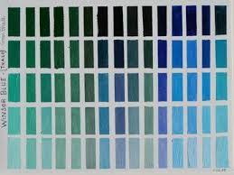 Blue Shades Best 25 Shades Of Green Names Ideas On Pinterest Kate Smith
