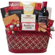 christmas wine gift baskets calgary christmas wine gift baskets alberta christmas gift delivery