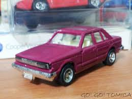 nissan bluebird new model go go tomica childhood memories cf nissan bluebird