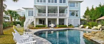 Sea Island Cottage Rentals by Tybee Island Vacation Rentals Tybee Rentals