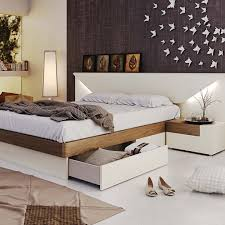 bedroom design storage bed and bookcase headboard storage bed