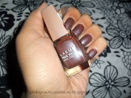 review monday lakme true wear nail color in classics 1 sabyasachi