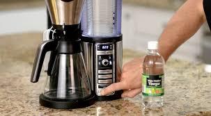 ninja coffee bar clean light keeps coming on descaling your ninja coffee bar youtube