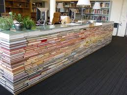 ideas about School Library Design on Pinterest   School     A mural in the High School Resource Centre by Alum Zachary Cartman         inspires students