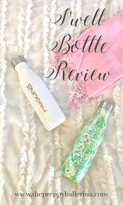 Swell Starbucks Lilly Pulitzer by Eva Darling S U0027well Bottle Review