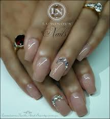 11 gel nail designs with diamonds msjz another heaven nails