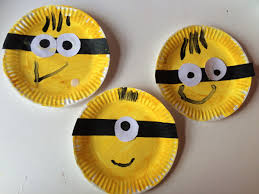Halloween Crafts Made Out Of Paper by Best 20 Minion Craft Ideas On Pinterest Minion Art Names Of