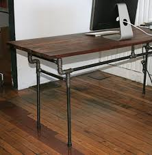 diy pipe desk plans 25 pipe table plans awesome diy pipe table plus free downloadable