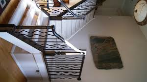 Contemporary Railings For Stairs by Custom Stair Iron Balusters For Atlanta Marietta Dunwoody