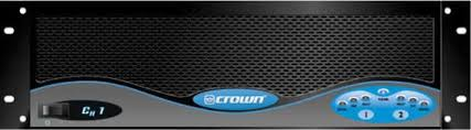 crown cts 4200 power light blinking crown cl4 professional commercial power amplifier