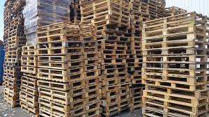 pallets and industrial packaging
