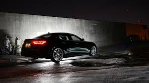 maserati black official maserati ghibli black bison by wald international gtspirit