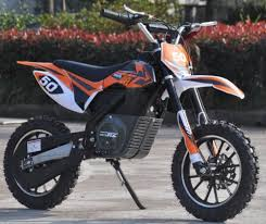 electric motocross bikes electric dirt bike for kids mototec 24v 500w orange motorcycle