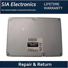 lexus service warranty lexus ls400 ecm ecu repair u0026 return sia electronics