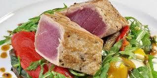 cuisiner du thon recette du 9 juillet sur dh radio filet de thon grillé