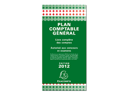plan comptable fourniture de bureau exacompta plan comptable général 40 feuilles 90 x 175 mm