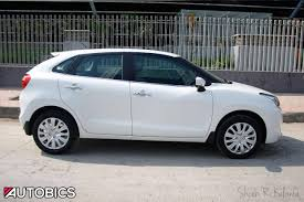 suzuki every interior a year with the maruti suzuki baleno alpha 1 2 autobics