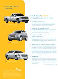 gm supplier pricing vehicle discount program mataga buick gmc