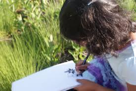 Drawings Of Children Working In A Garden The Wonderful World Of Kindergarten Cleaning The Upstairs Garden