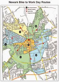 Baltimore City Council District Map 1st State Bikes May 2014