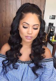 weave hairstyles with middle part middle part sew in hairstyles fade haircut