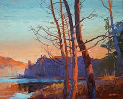 saper galleries is the source for lou heiser oil paintings of michigan