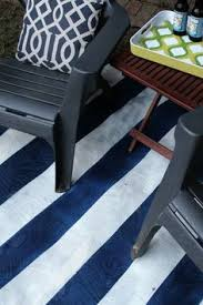 Painting An Outdoor Rug Can U0027t Buy An Outdoor Rug Then Paint One Recipes Pinterest