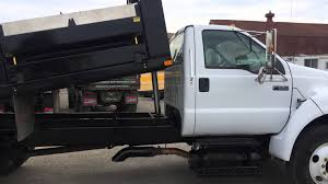 Ford F350 Dump Truck Gvw - for sale 2008 ford f650 xlt pto hydraulic dump truck youtube