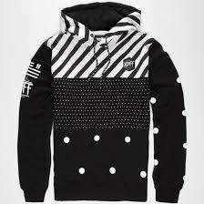 best black friday deals tillys neff black n white mens hoodie 240907100 sweatshirts tillys