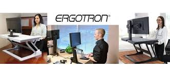 ergotron sit stand desk revitalising the office with ergotron