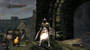 mod for online game dark souls gets gun game mod and it does everything you expect sans