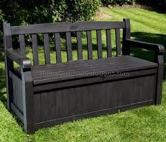 Outdoor Patio Cushion Storage Bench by Outdoor Storage Bench Black 7 Best Outdoor Benches Chairs