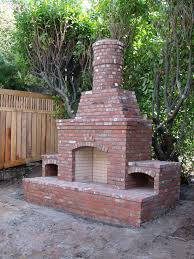 Outdoor Chimney Fireplace by Stone Outdoor Fireplaces Brick Outdoor Fireplaces Baker Masonry