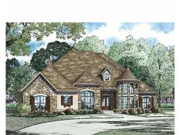 eplans french country house plan amazing street appeal and