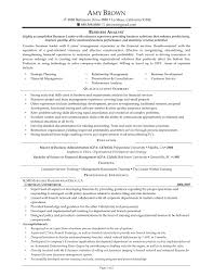 Equity Research Analyst Resume Sample edi analyst resume cv cover letter