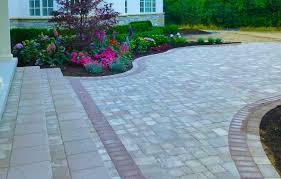 brick paver patio designs colorscape landscaping