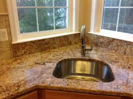 Granite Kitchen Backsplash Enchanting Pictures Of Granite Kitchen Countertops And