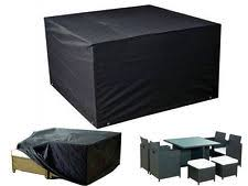 Heavy Duty Patio Furniture Covers by Garden Ratten Furniture Cover Heavy Duty Outdoor Patio Table Set