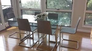 silverado chrome 47 round dining table dining table cb2 silverado round dining table compass chrome