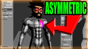 uv layout video tutorial blender tutorial asymmetric texture on character with mirror