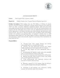 settlement worker cover letter best restaurant manager cover