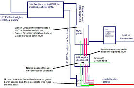 wiring diagram for detached garage electrical diy chatroom